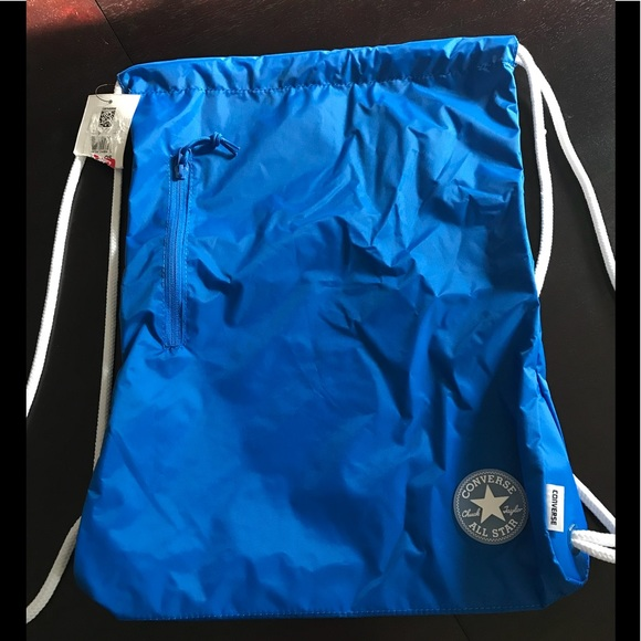 7d6f4890223e1a Converse cinch bag new